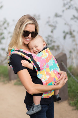 Paint Palette - Tula Free-to-Grow Baby Carrier - Baby Tula