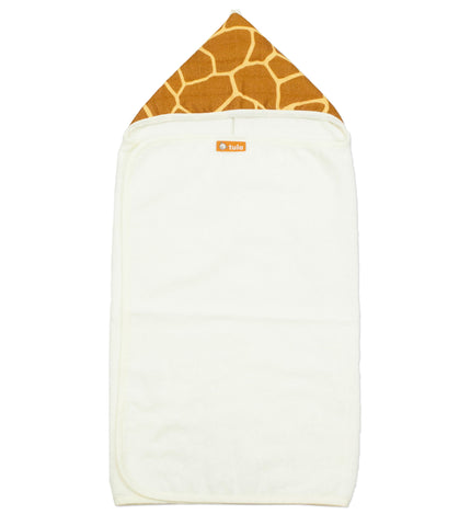 Patches - Tula Hooded Towel - Baby Tula