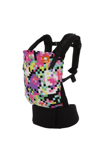 Pixelated - Tula Toddler Carrier
