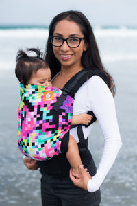 Pixelated - Tula Baby Carrier - Baby Tula