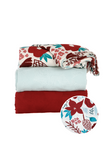 Poinsettia - Tula Blanket Set