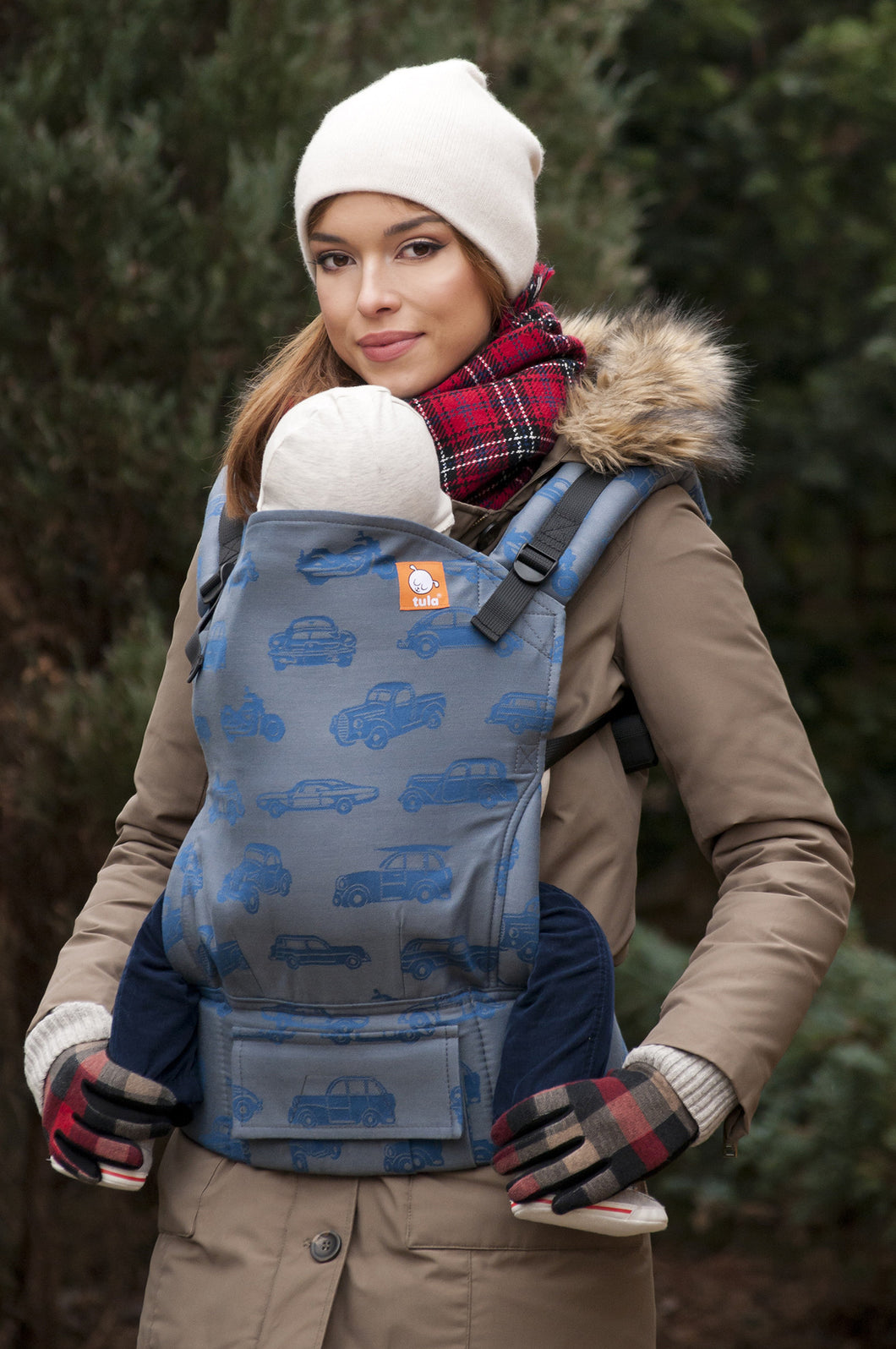 Full Standard WC Carrier - Racer 1 - Baby Tula