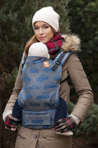 Full Toddler WC Carrier - Racer 1 - Baby Tula