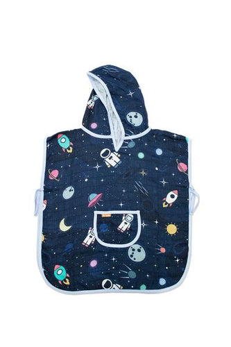 Space Kiddet - Tula Cover-Up - Baby Tula