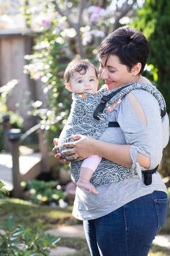 Splash - Tula Free-to-Grow Baby Carrier - Baby Tula