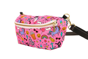 Stickers - Tula Hip Pouch - Baby Tula
