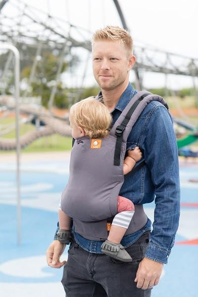 Stormy - Tula Free-to-Grow Baby Carrier - Baby Tula