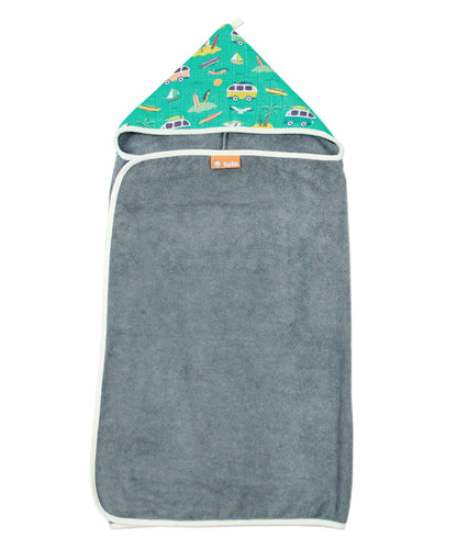Surf's Up - Tula Hooded Towel