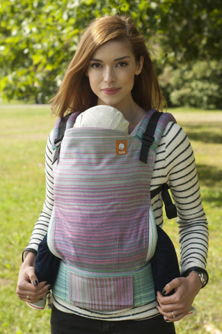 (Standard Size) Full Wrap Conversion Tula Baby Carrier - Theia - Baby Tula