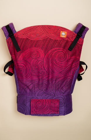 Oscha Seasalt Berry Crush - Tula Signature Baby Carrier