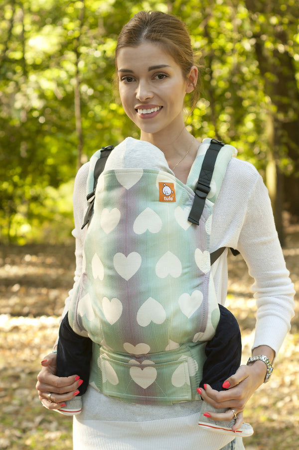 Full Toddler WC Carrier - Love Couture 1 - Baby Tula