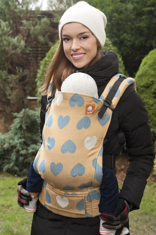 Full Toddler WC Carrier - Love Soleil - Baby Tula