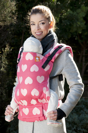 Full Toddler WC Carrier - Love Sucre - Baby Tula