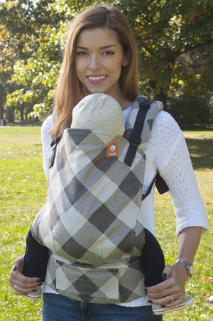 Full Toddler WC Carrier - Varsity - Baby Tula