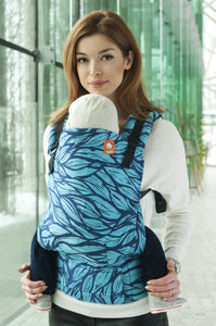 Half Toddler WC Carrier - Haizea Oska - Baby Tula