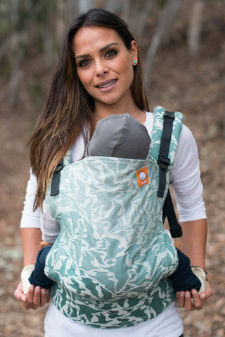 (Standard Size) Full Wrap Conversion Tula Baby Carrier - TULA Voyage Ireland - Baby Tula