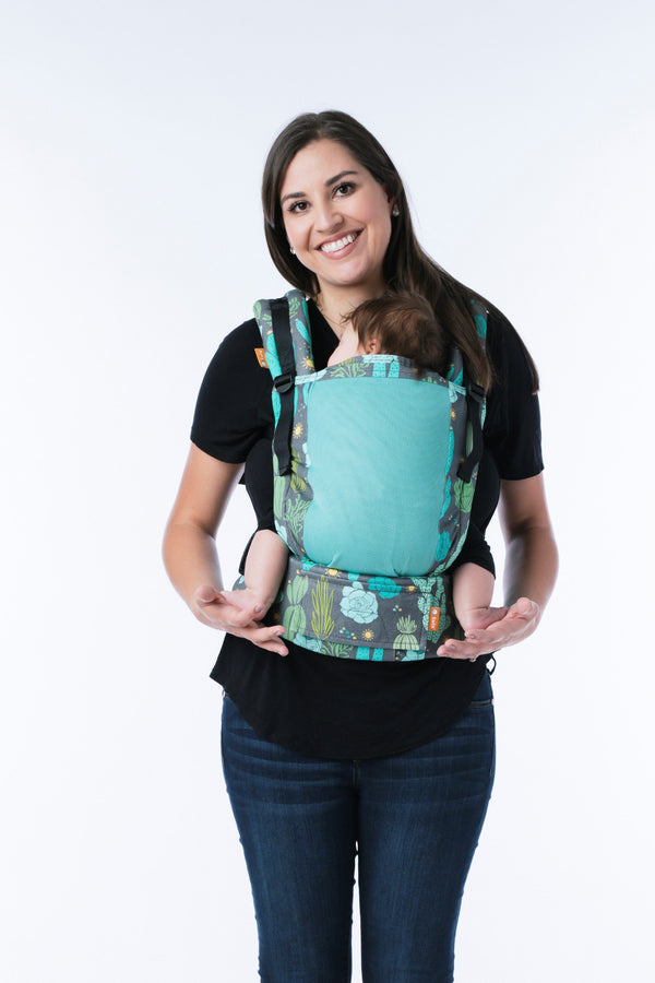 Coast Cacti - Tula Free-to-Grow Baby Carrier