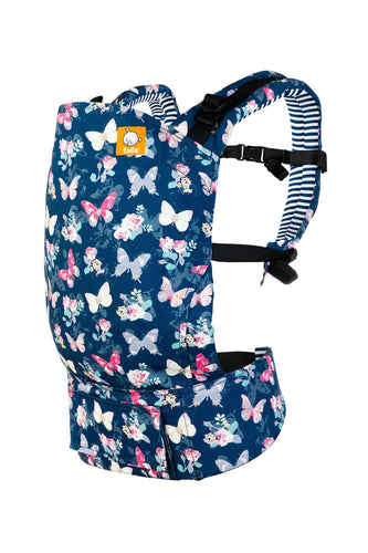 Flies With Butterflies - Tula Standard Carrier