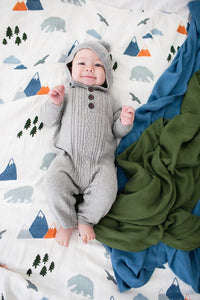 Fairbanks - Tula Baby Blanket Set - Baby Tula