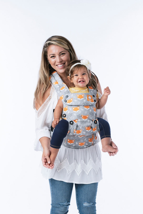 Fox Trot - Tula Explore Baby Carrier