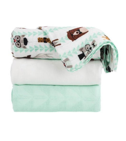Clever  - Tula Baby Blanket Set - Baby Tula