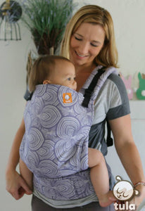 Full Toddler WC Carrier - Priya Orchid - Baby Tula