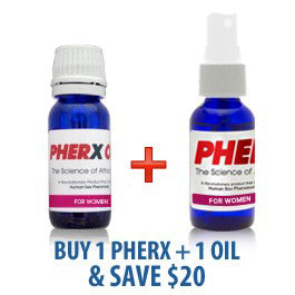 PherX Combo for Women (Attract Women)