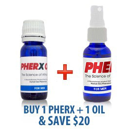PherX Combo for Men (Attract Women)