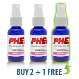 PherX for Women (Attract Women) 3-Pack