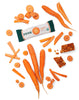 Carrot Veggie Sticks