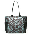 Aria Tote Tropical Foliage