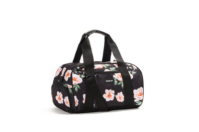 Burner Gym Duffel Rose Black