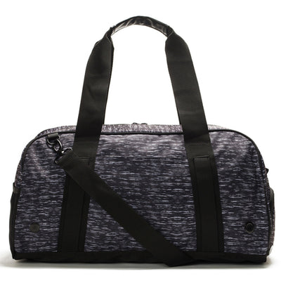 Burner Sport Duffel Athletic Black