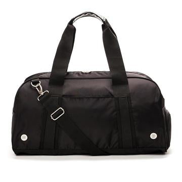 Burner Sport Duffel Black Nylon