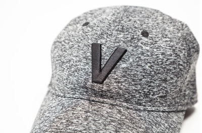 vooray cap athletic gray