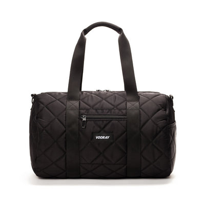 Roadie Duffel Black Marble