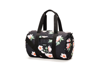 Roadie Duffel Rose Black
