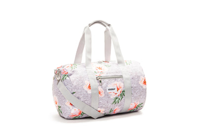 Roadie Duffel Rose Gray