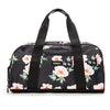 Burner Sport Duffel Rose Black