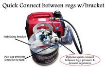Load image into Gallery viewer, Honda EU2200i Propane, Natural Gas, Gasoline Tri-Fuel Conversion Kit