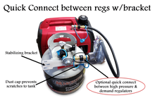 Load image into Gallery viewer, Honda EU3000is Propane, Natural Gas, Gasoline Tri-Fuel Conversion Kit