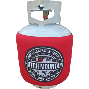 Hutch Mountain Propane Tank Cover