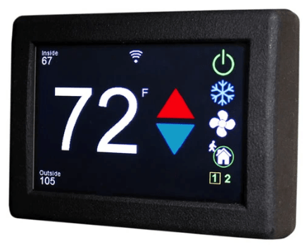 Micro-Air EasyTouch RV™ Thermostat