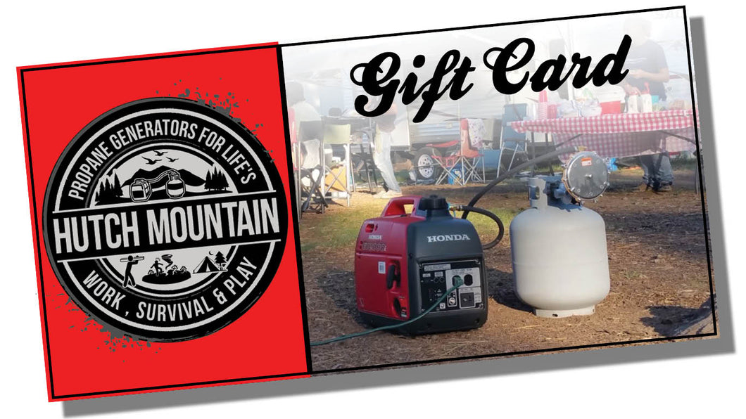 Hutch Mountain Gift Card