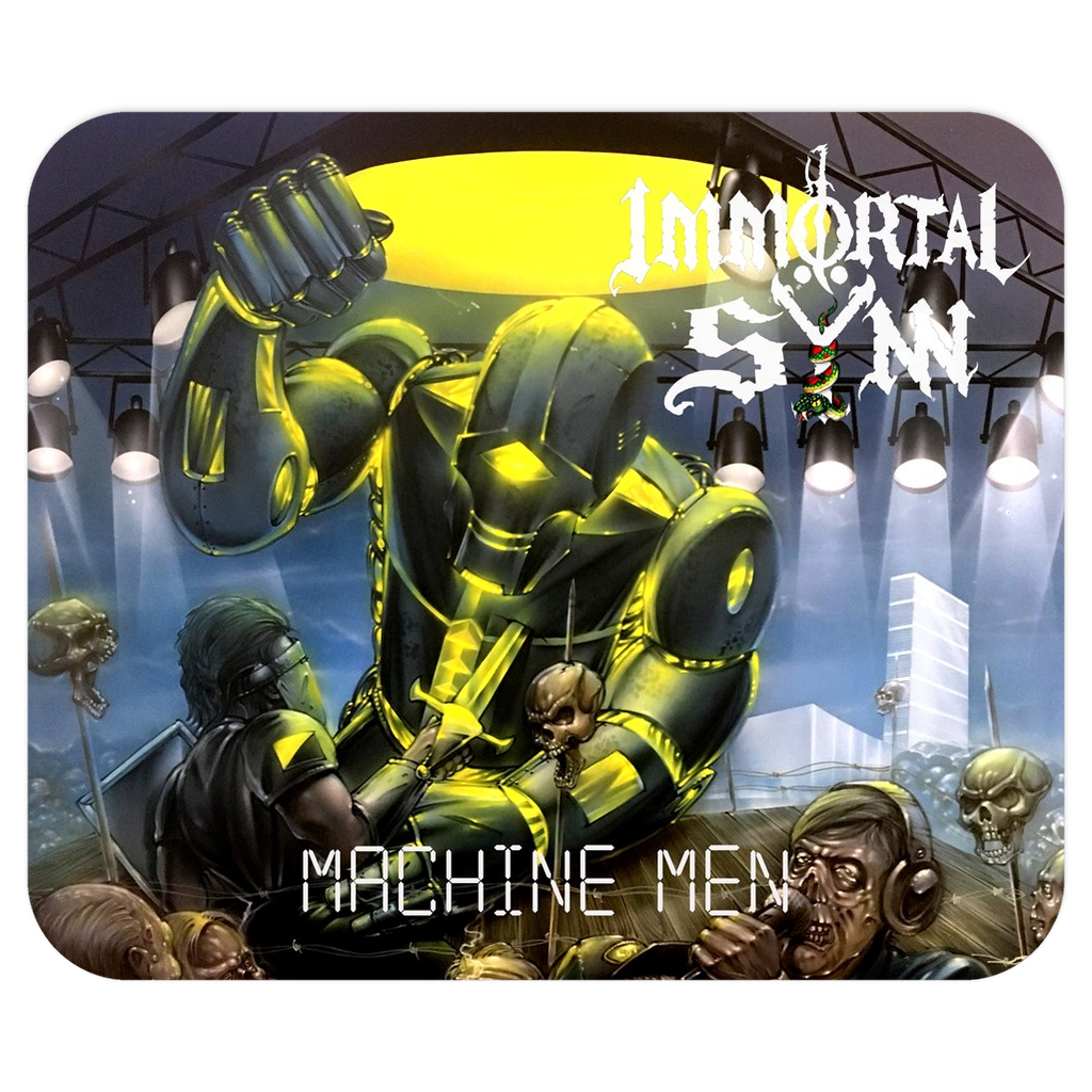 Mousepad - Machine Men