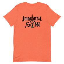 Load image into Gallery viewer, Immortal Sÿnn Logo - Unisex T-Shirt - Medium Colors