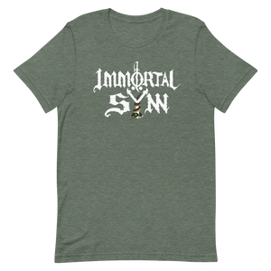 Immortal Sÿnn Logo - Unisex T-Shirt - Dark Colors