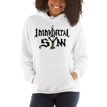 Load image into Gallery viewer, Unisex Hooded Sweatshirt w/ Logo