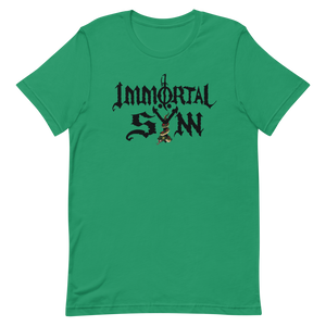 Immortal Sÿnn Logo - Unisex T-Shirt - Medium Colors