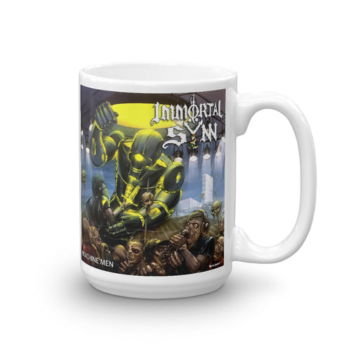 machine men mug, Immortal Sÿnn, Immortal Synn